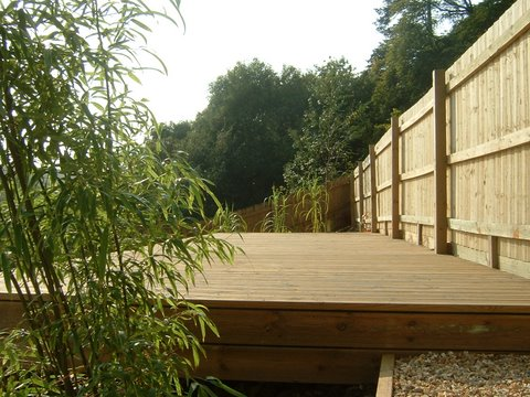 Landscape Services - Decking
